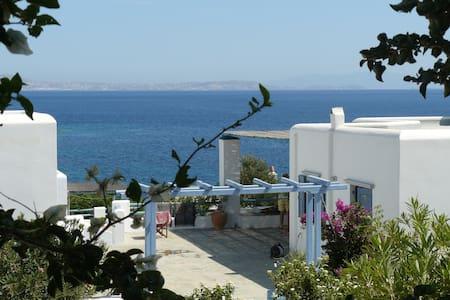 Belle villa récente près plage
