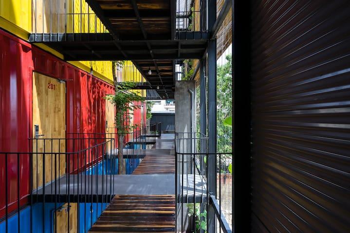 Ccasa Hostel Nha Trang, Mixed 4 Beds Dorm