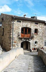 Maison en pierre 2 chambres - Monze