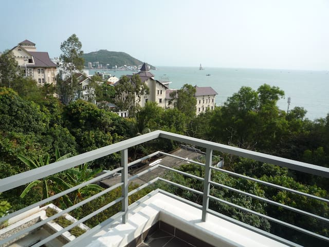 Bella Vista Bedroom + Balcony #2 - Vung Tau