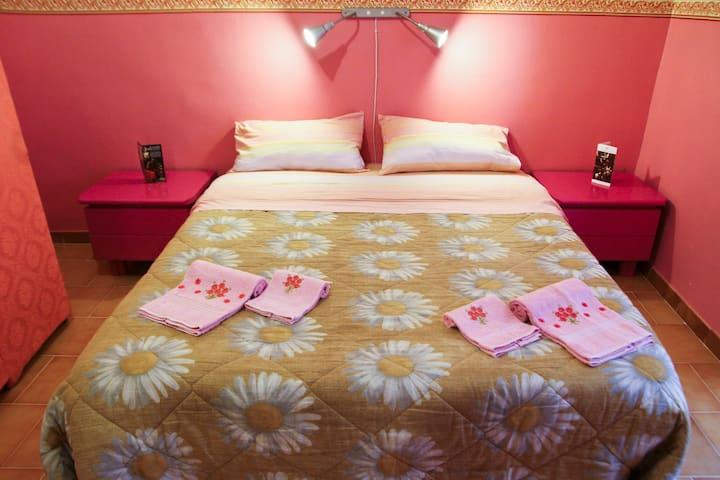Robby's House B&B - Pink room -
