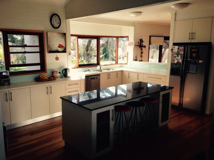 Large homestead kitchen