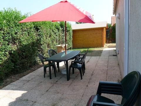 Maison 6/8pers au calme près de La Rochelle