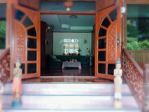 Aree Home Stay, Huai Khrai, Mae sai, Chiang Rai