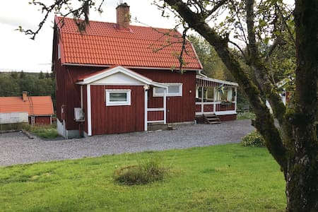 Nice small house in Dalarna, Sweden