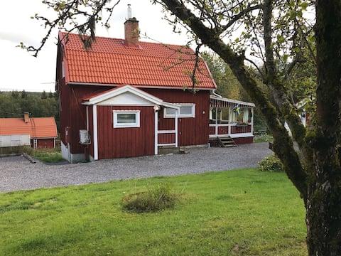 Nice small house in Dalarna, Sweden