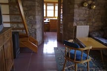 Salón cocina del Molino