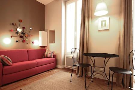 Studio Léo in the heart of Paris - パリ - アパート