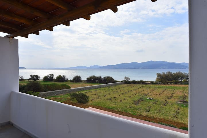 Elegant 5 bedroom villa at Kampos, Paros. - Voutakos Parou - House