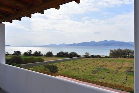 Elegant 5 bedroom villa at Kampos, Paros. - Voutakos Parou - Haus