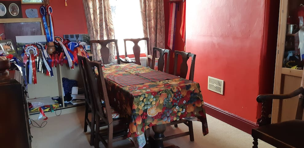 Large double room, free parking