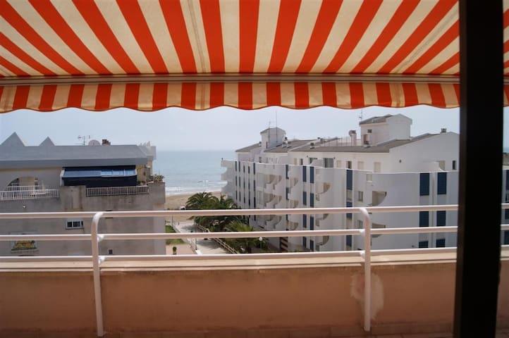 ATICO PLAYA CARGADOR - 4/6 estandar - Alcocebre / Alcossebre - Lägenhet