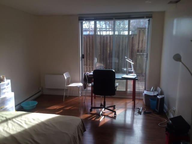 Wonderful LARGE One Bedroom - New York - Daire