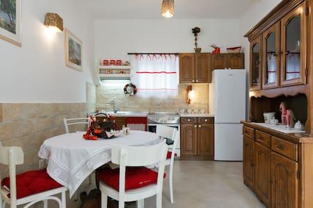 Labin House - Plano - House