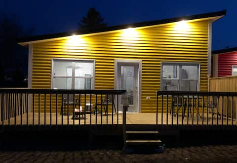 Come From Away Yellow#3 Cottage accepte également les animaux de compagnie