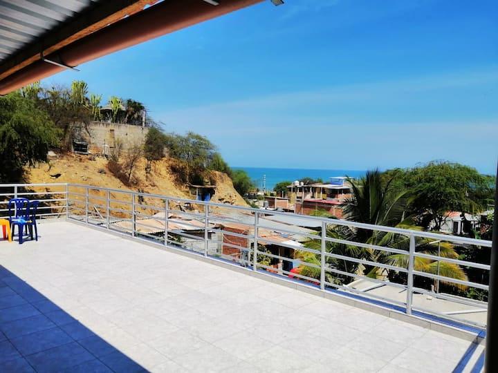 Hermosa casa en Zorritos, a metros de la playa