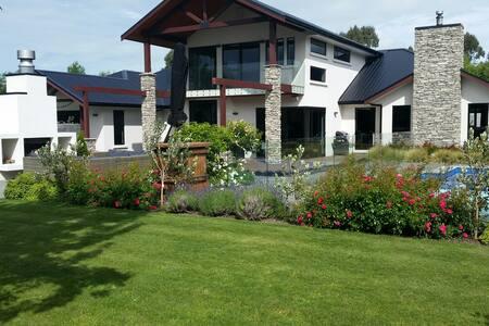 Resort Style Private Home - Prebbleton