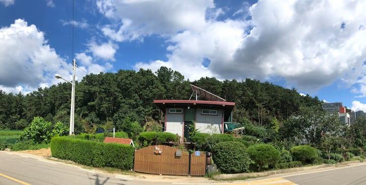 마당이 넓고 예쁜 정원채  연락처 - 공일공 팔오공구 사오삼육