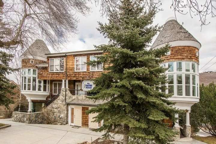 Located Across the Street From Skiing & Shuttle! Garage Parking!