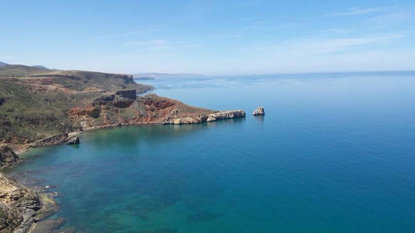 maison chaleureuse face a la mer - Ghazaouet - Talo
