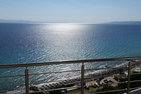 Breathtaking sea view in Afytos - Afytos