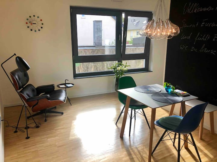 Design-Apartment (50 m²) in Aachen-Mitte