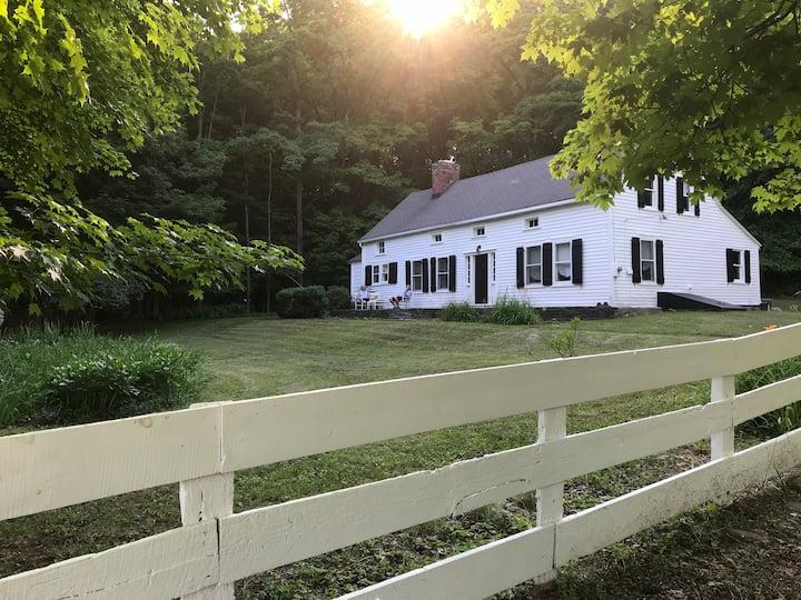 Aunt Ruth's Farm House