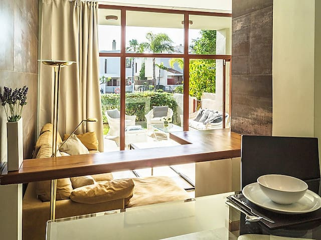 Casa de Vacaciones Riviera Beach - Estepona - House