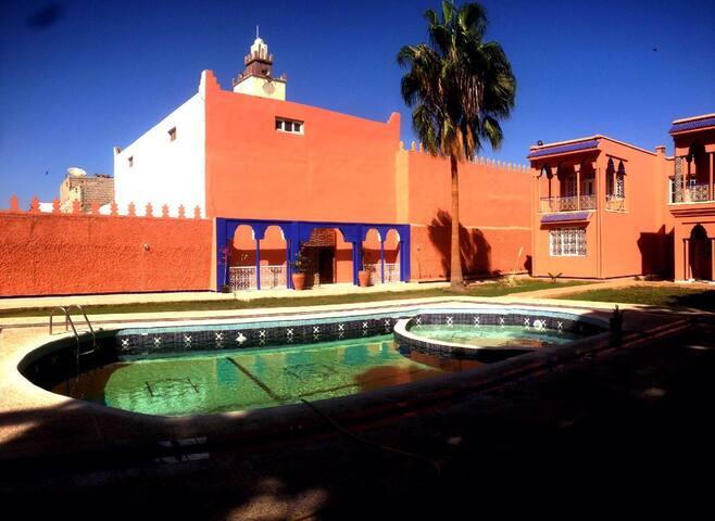 Villa au cœur des golfs d'Agadir