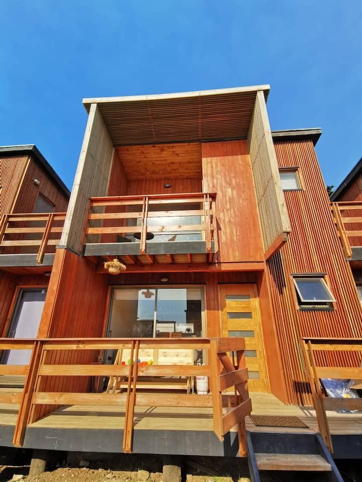 Casa entera a pasos del mar en Pichilemu