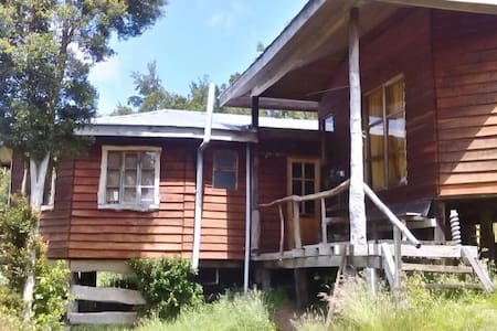Hermosa casa en Chiloe, ideal para descansar - Castro