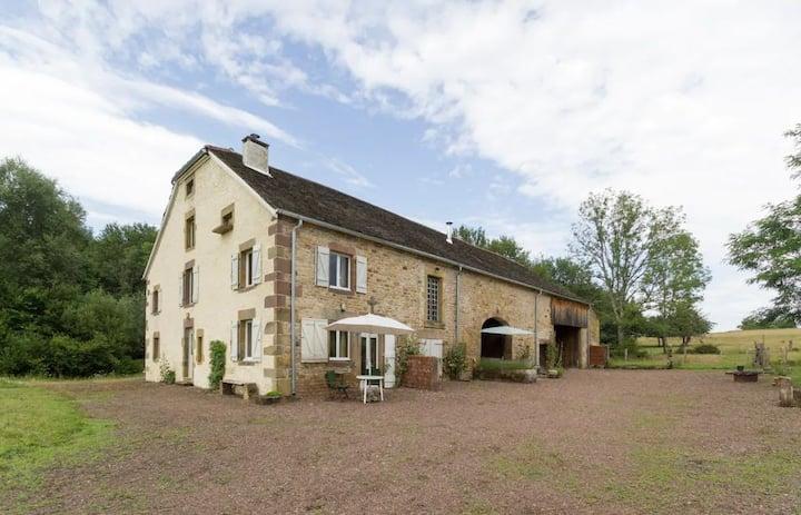 Maisonnette aux Fouillies  (Haute-Saône)