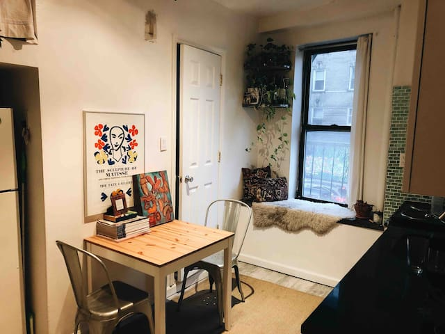 Private Room in Cozy Nolita Apartment