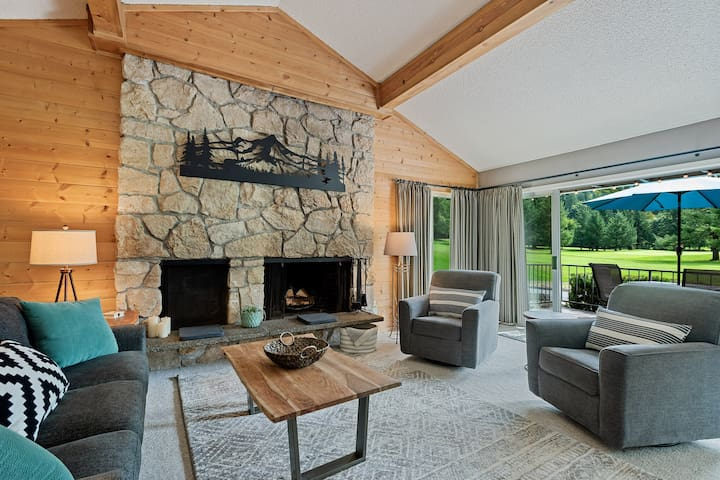 Serene Mountain Retreat