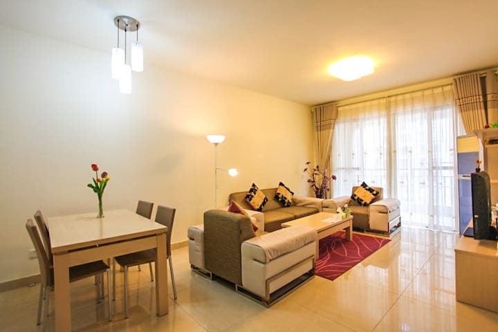 Guangzhou Forland Hotel Serviced Apartment - Guangzhou - Apartment