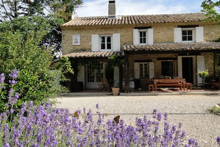 une chambre au coeur du vignoble - Orange - Bed & Breakfast