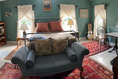 Prince Harry Room in Victorian Home for 1-2 guests