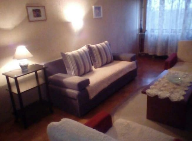 Cosy apartment with easy access to city center
