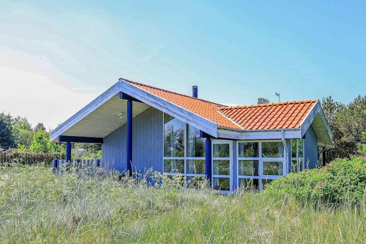 Secluded Holiday Home in Jutland by the Sea