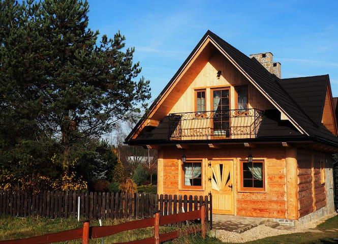 Domek w Miętustwie - Ciche - Guesthouse