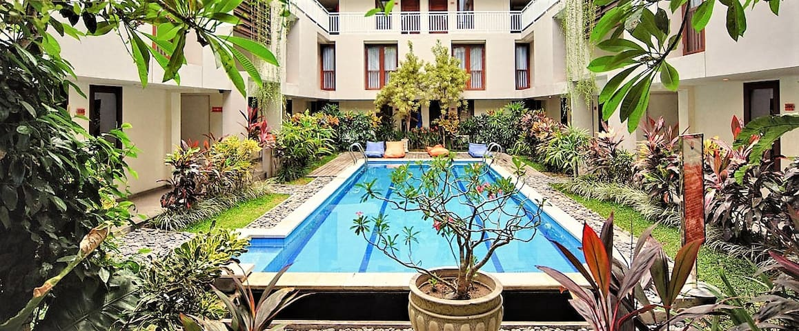 50% Off Luxury Hotel- Incl Breakfast - Seminyak