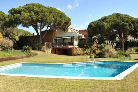 Beautiful Villa with panoramic seaviews - Barcellona - Casa