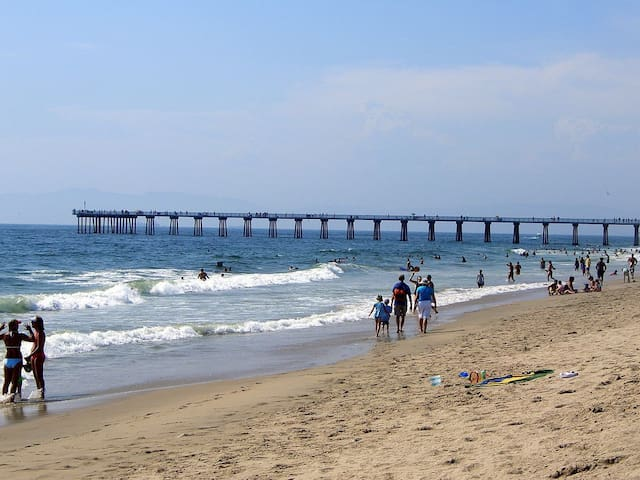 Sunny North Hermosa Beach - Hermosa Beach - Dům