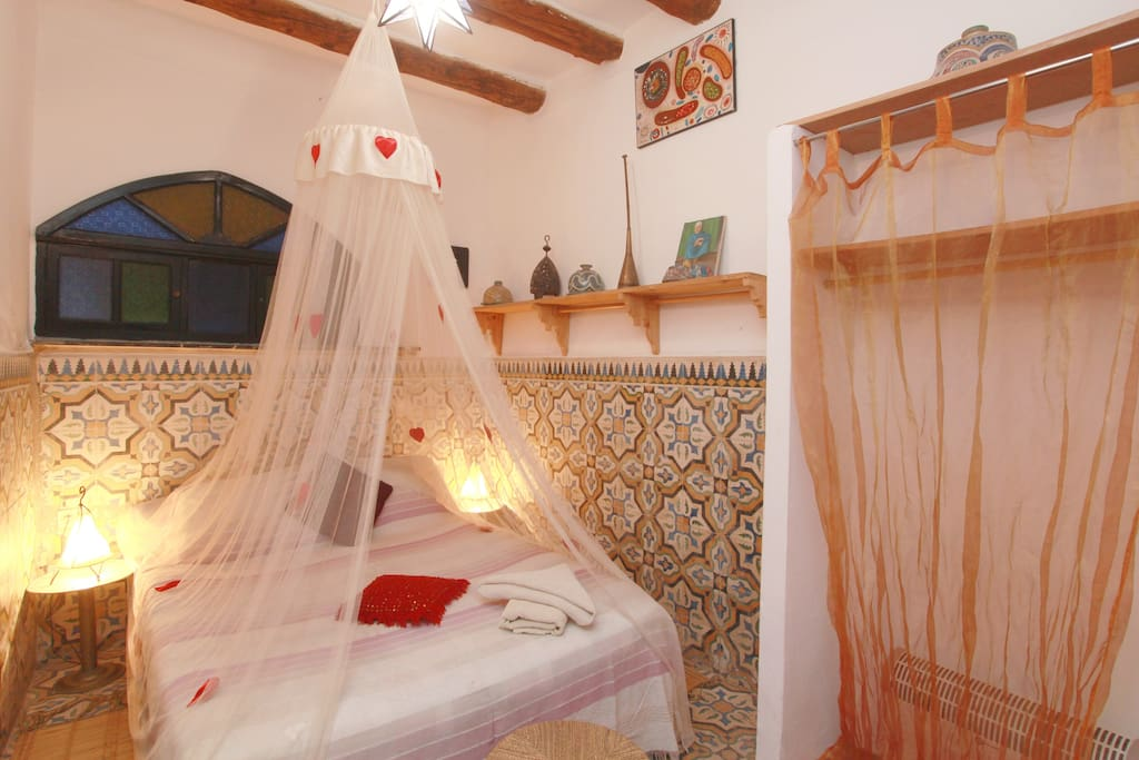 Central Marrakech Tlata room