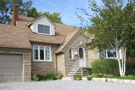 Stoneleigh Cottage in Niagara Falls - Niagara Falls - House