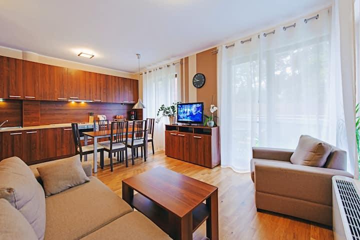 Cztery Pory Roku Apartament 7 dla 6 osób