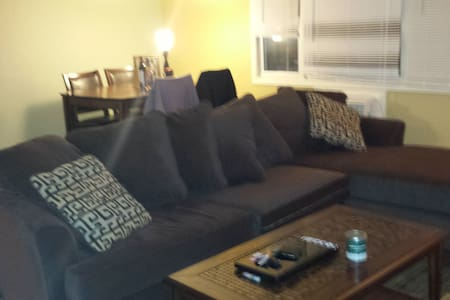 1 Bed Available for Super Bowl Wknd - West Orange - Lägenhet