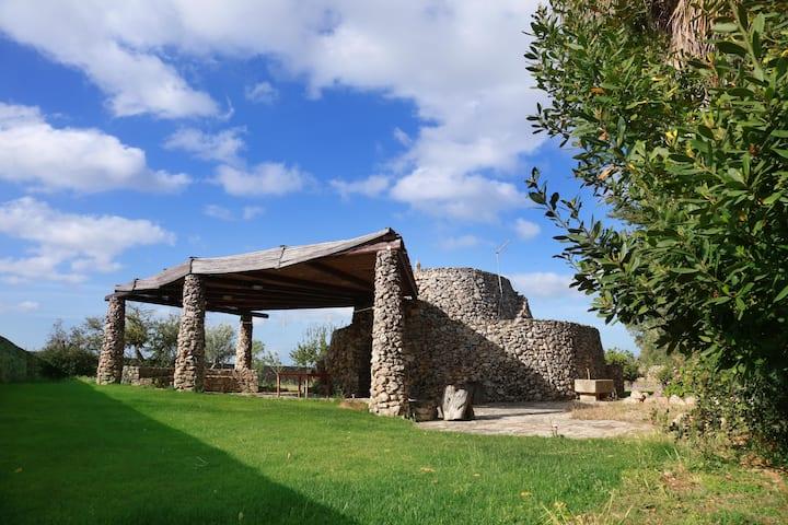 Trullo a Rivabella - Gallipoli