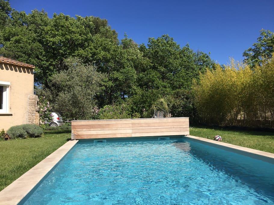 Maison avec piscine en provence villas louer - Location cote d azur avec piscine ...