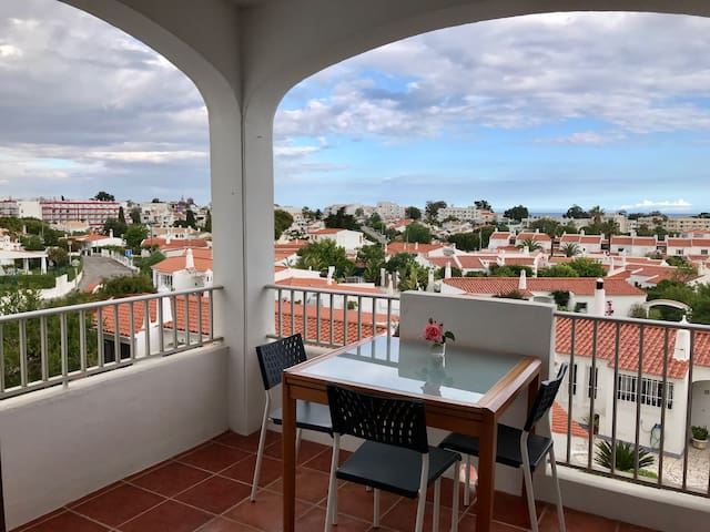 Wonderful apartment in Albufeira with ocean view